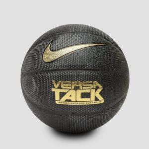 NIKE Versa tack size 7 basketbal zwart/goud Kinderen