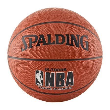 Spalding Basketbal NBA Youth Outdoor oranje maat 5