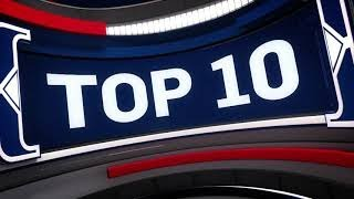 NBA Top 10 Plays Of The Night | January 24, 2021