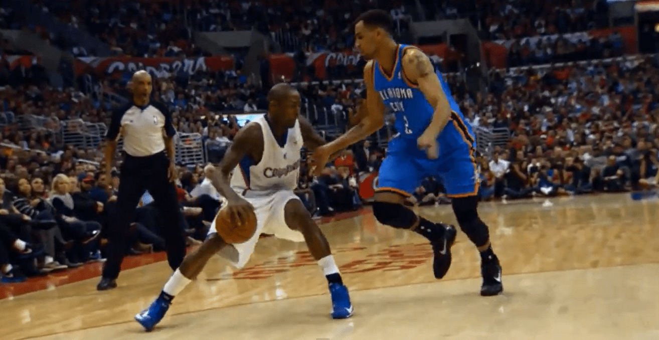 Jamal Crawford Crossover Basketball Crossover