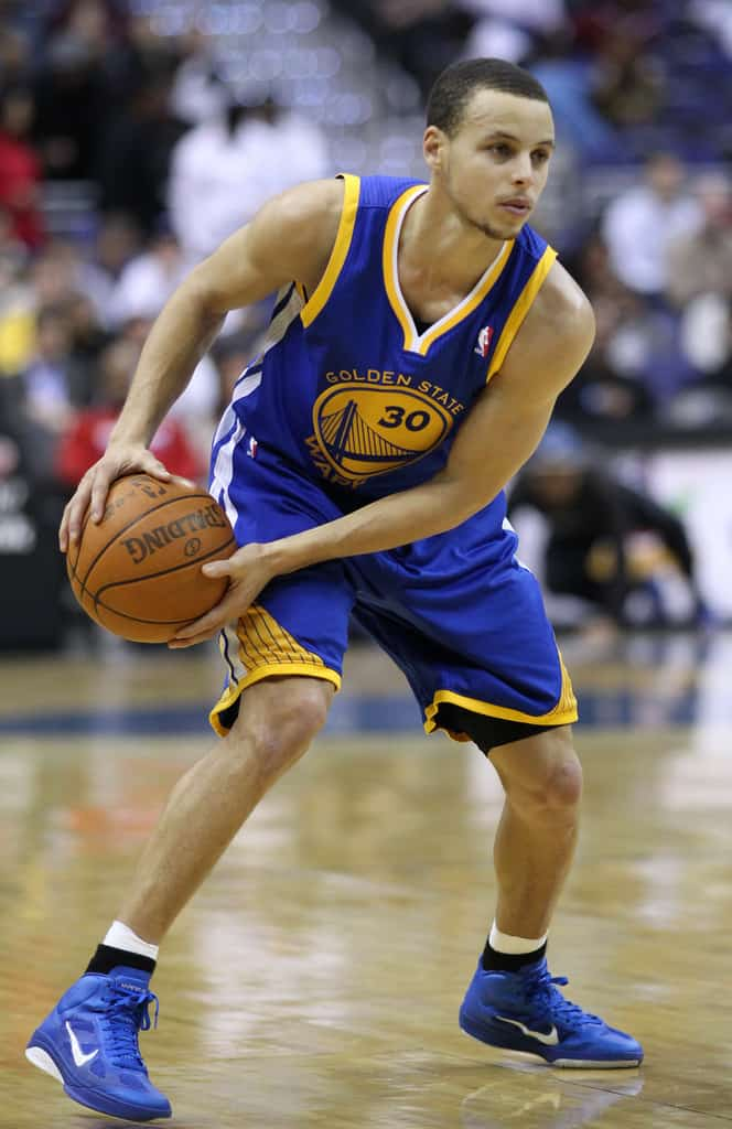 Steph Curry Behind the Back Dribble