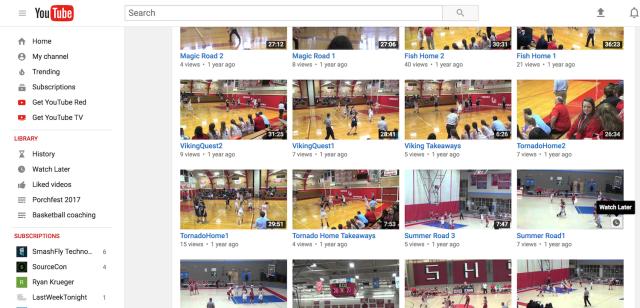 Video Basketball