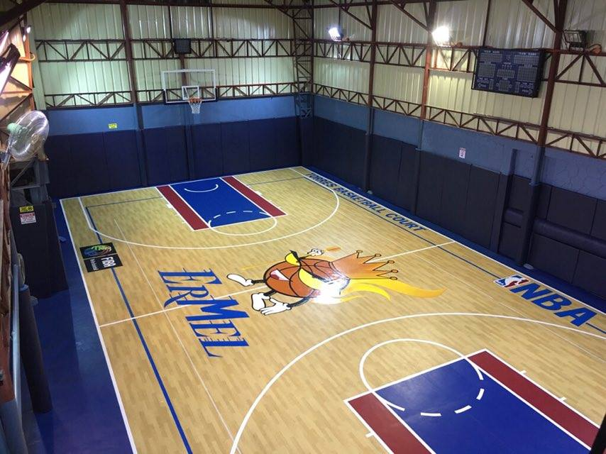 8 Indoor Basketball Courts Worth Renting