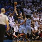 Memphis Grizzlies v Oklahoma City Thunder – Game Two