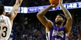DeMarcus Cousins, Anthony Davis