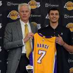 Los Angeles Lakers Draft Picks Press Conference