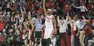 Corey Brewer, Houston Rockets