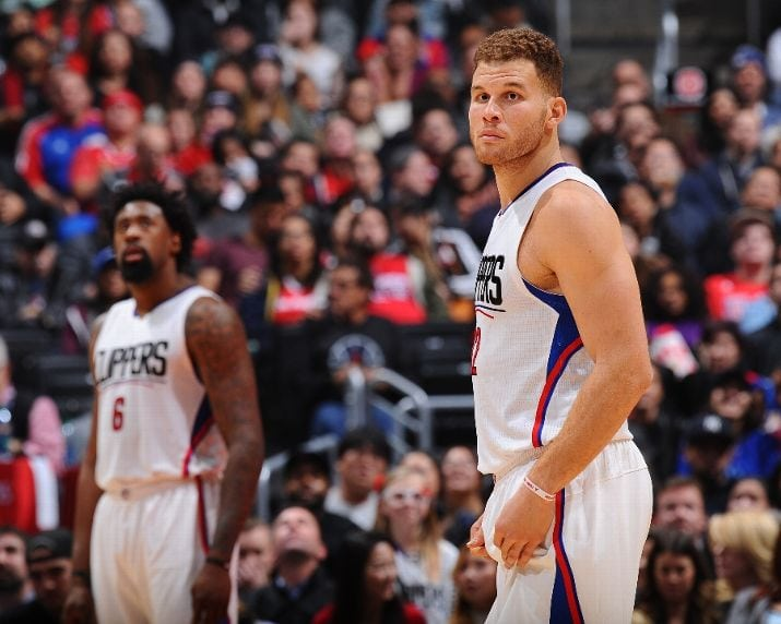 Los Angeles Clippers, Blake Griffin