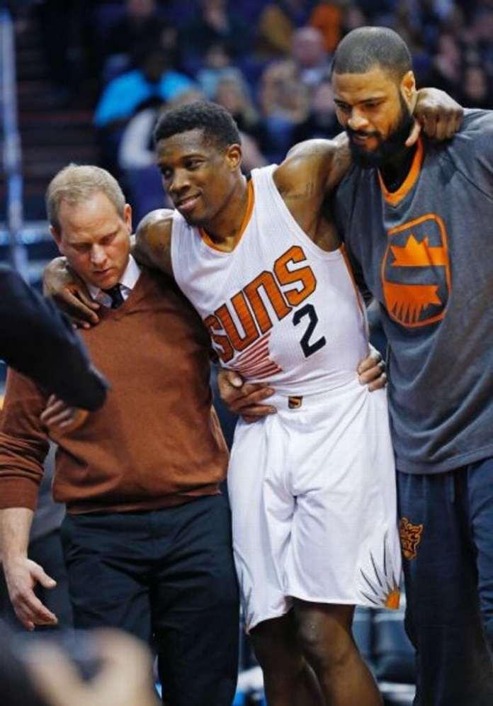 Phoenix Suns, Eric Bledsoe, Tyson Chandler