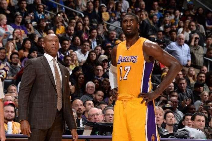 Los Angeles Lakers, Roy Hibbert, Byron Scott