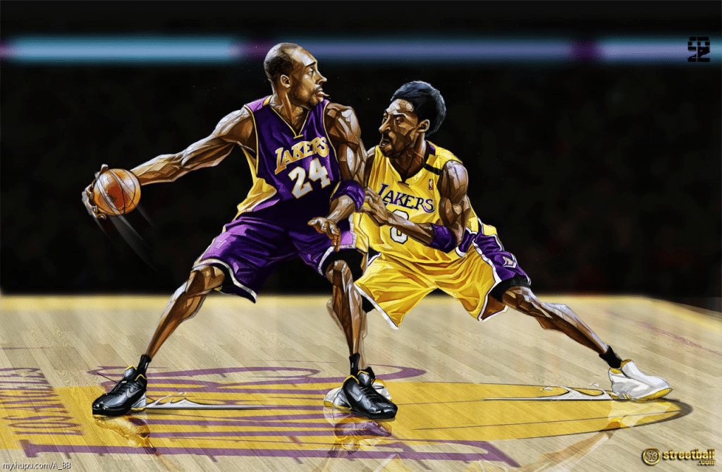 5f71713bb The Lakers should retire both no. 8 and no. 24