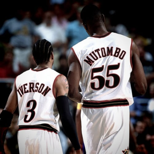 Philadelphia 76ers, Allen Iverson
