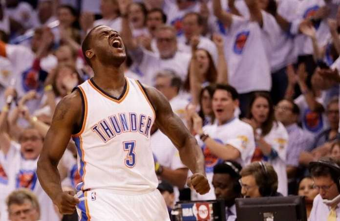 Oklahoma City Thunder, Dion Waiters