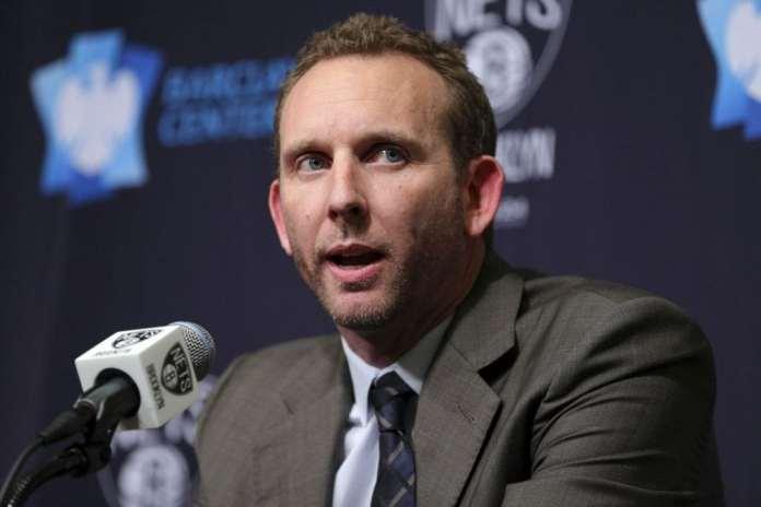 Sean Marks, Brooklyn Nets