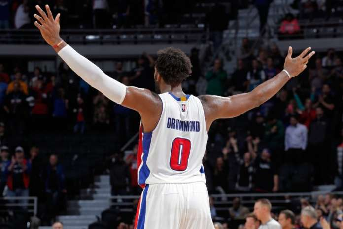Detroit Pistons, Andre Drummond