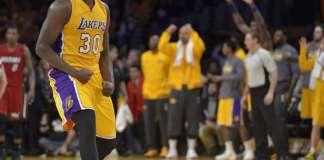 Los Angeles Lakers, Julius Randle