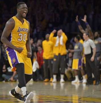 Los Angeles Lakers, Julius Randle