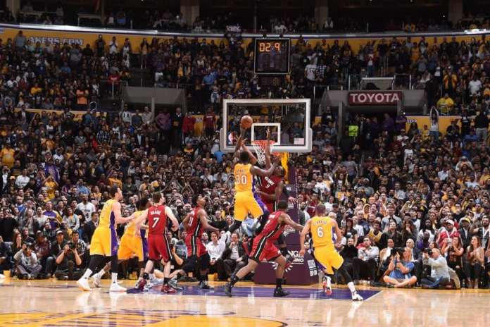 Julius Randle, Los Angeles Lakers