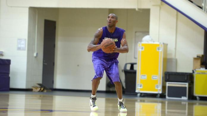 Kobe Bryant Discipline