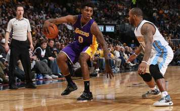 Los Angeles Lakers, Nick Young