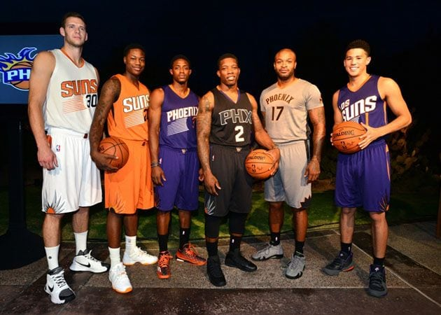 (Photo by the Phoenix Suns official website)
