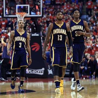 Indiana Pacers v Toronto Raptors – Game Seven