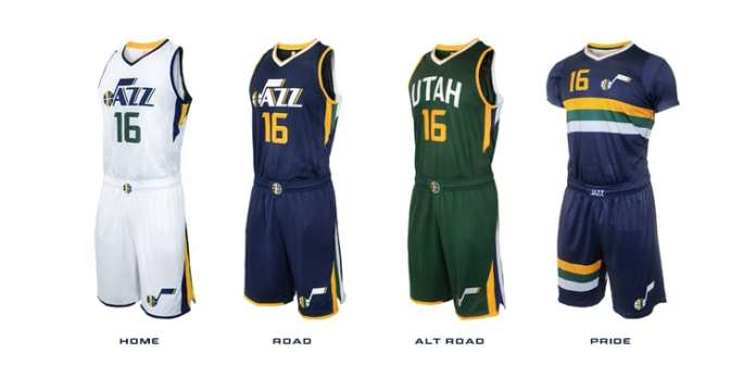 (Photo by the Utah Jazz official website)