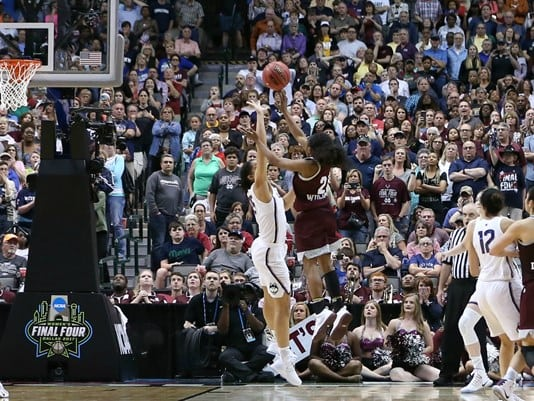 March Madness, Morgan William, Mississippi State