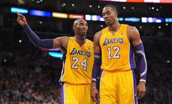 Lakers young core