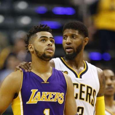 Paul George Lakers