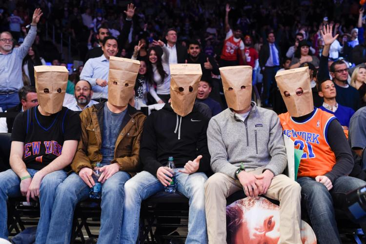 New York Knicks fans