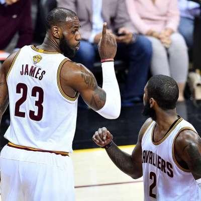 2017 NBA Finals – Game Four