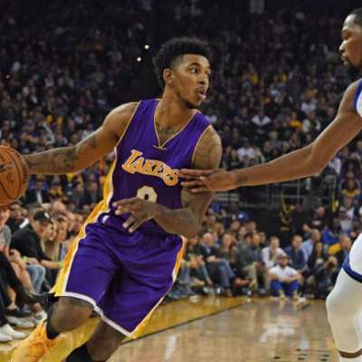 Nick Young Kevin Durant