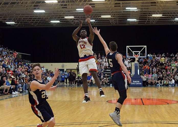 LaMelo Ball vs Zion Williamson Via: Alex Hicks Jr./Spartanburg Herald-Journal