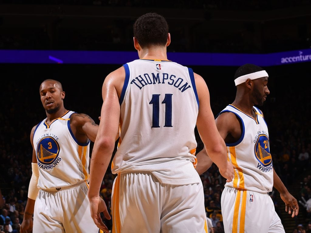 2ef26fd2442b Does Klay Thompson deserve to be considered a Top 10 player