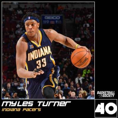 Myles Turner Pacers