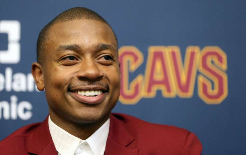 Isaiah Thomas, Cleveland Cavaliers