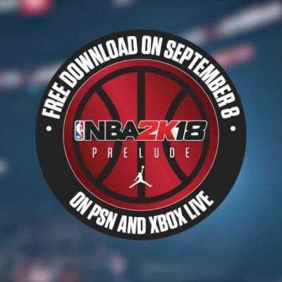 NBA2k18Prelude
