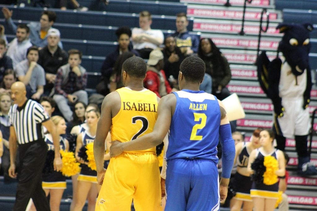 Tramaine Isabell, Drexel Dragons