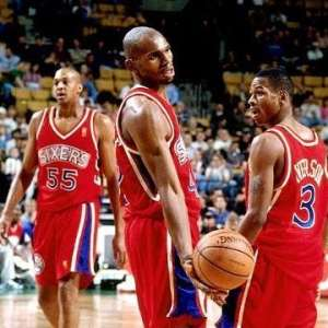 Basketball Society | Jerry Stackhouse credits Dean Smith, Gregg Popovich, Avery Johnson, Don ...