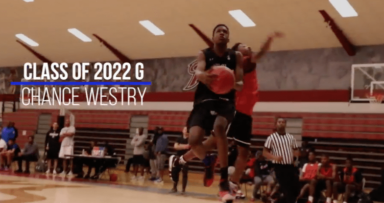 Prospect Watch: Class of 2022 G Chance Westry