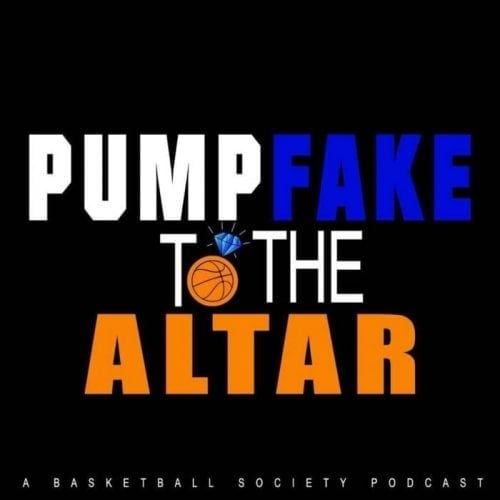 Pump Fake to the Altar NBA