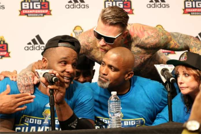 big3, glen davis, Cuttino Mobley, Chris Andersen
