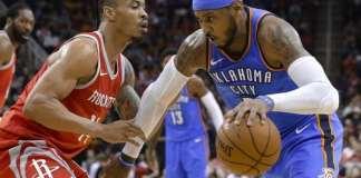 Carmelo Anthony basketball