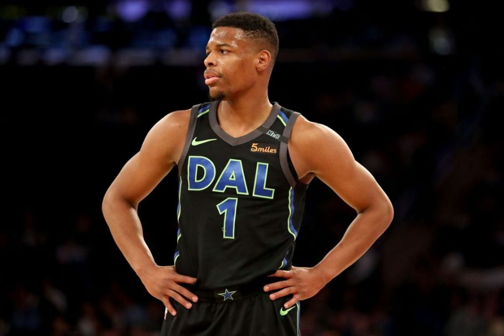 huge discount 8d082 e58c5 Three destinations Dennis Smith Jr. could land in trade from ...
