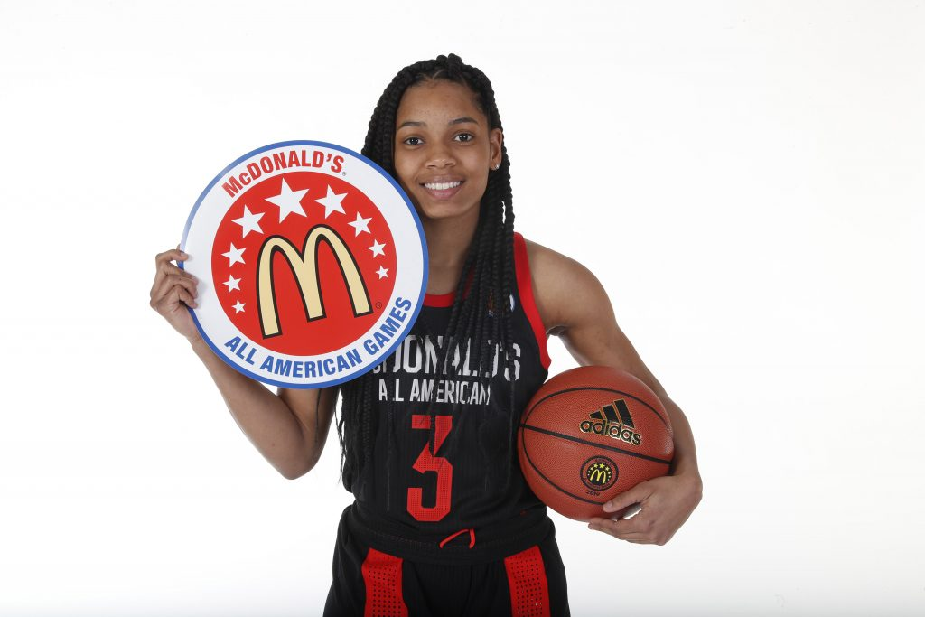 867af7f2092c WATCH  2019 McDonald s All-Americans Share Why Society Needs Basketball