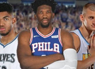 NBA Centers
