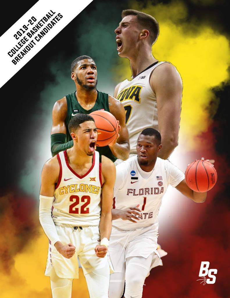 College Basketball Breakout Stars for the 2019-2020 Season