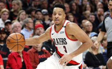 CJ McCollum NBA