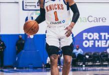 Kenny Wooten, Knicks